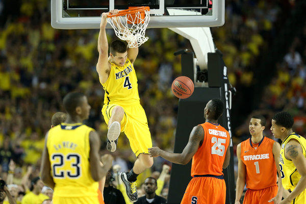 Mitch McGary Michigan