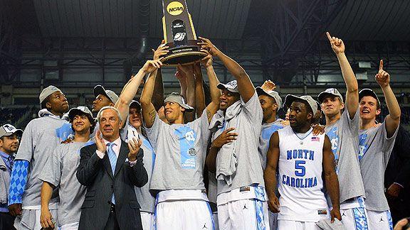 North Carolina 2009 Champions