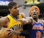 Pacers vs Knicks 2013