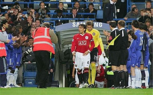Premier League Honor Guard