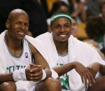 Ray Allen Paul Pierce
