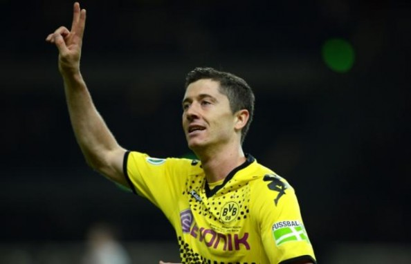 Robert Lewandowski 2013