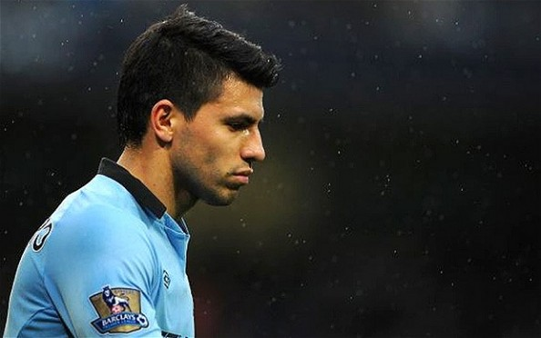 Sergio Aguero 2013 e1366274375782 10 Highest Paid Footballers in 2013