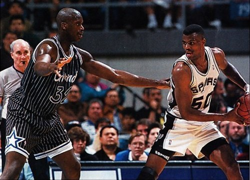 Shaq Robinson 1994 Closest Scoring Title Races in NBA History