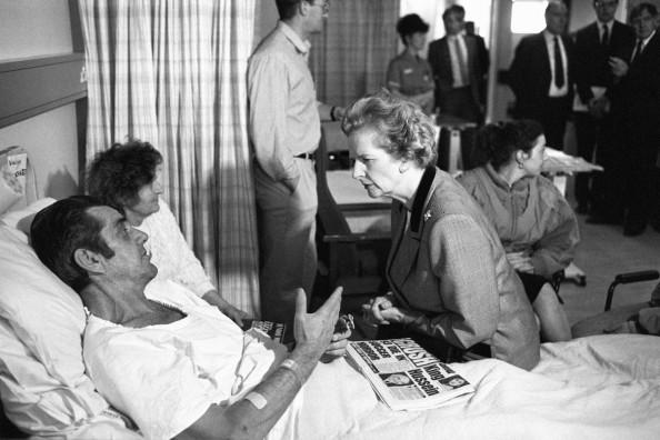 Tatcher & Hillsborough Survivors