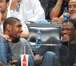 Tim Duncan, David Robinson