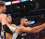 Tim Duncan Rebound
