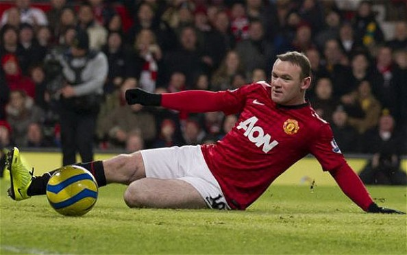 Wayne Rooney 2013 e1366274235777 10 Highest Paid Footballers in 2013