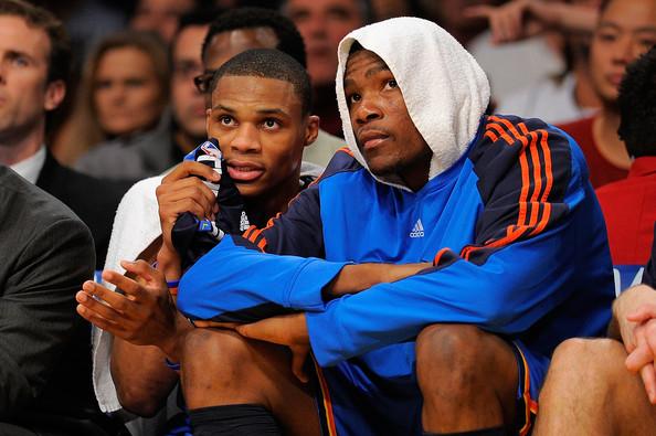 Westbrook, Durant