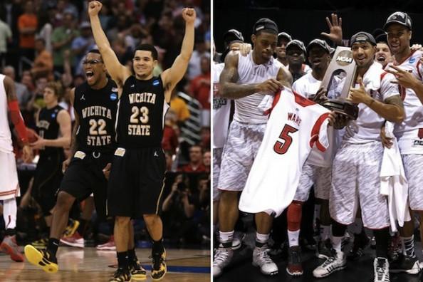 Wichita State vs Louisville 2013