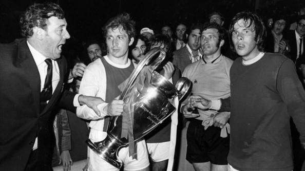 Ajax European Champions
