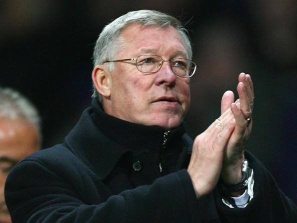 Alex Ferguson Bye Bye