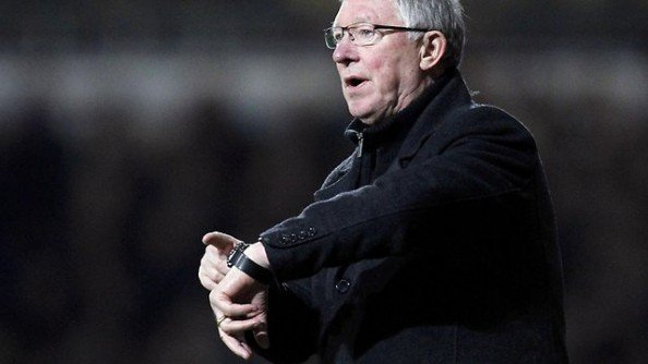 Alex Ferguson Watch