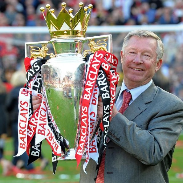 Alex Ferguson Winner