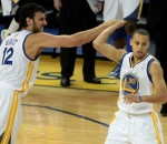 Andrew Bogut & Stephen CUrry