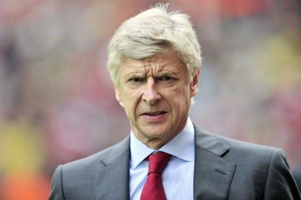 Arsene Wenger 2013