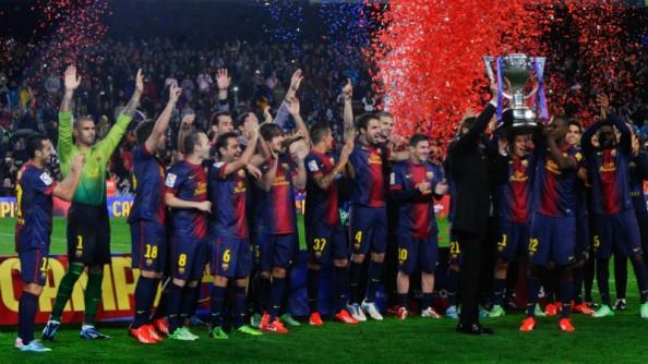 Barcelona Champions 2013