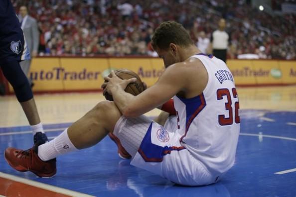 Blake Griffin Injured