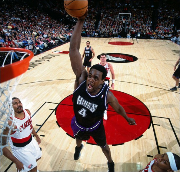 Chris Webber e1369315823934 Most NBA Playoff Triple Double Games in the Last Decade