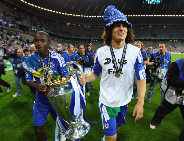 David Luiz, Ramires