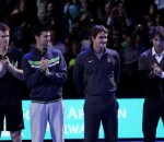 Djokovic, Federer, Murray, Nadal