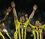 Dortmund Beat Madrid
