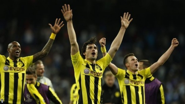 Dortmund Beat Madrid