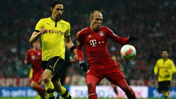 Dortmund vs Bayern 2013
