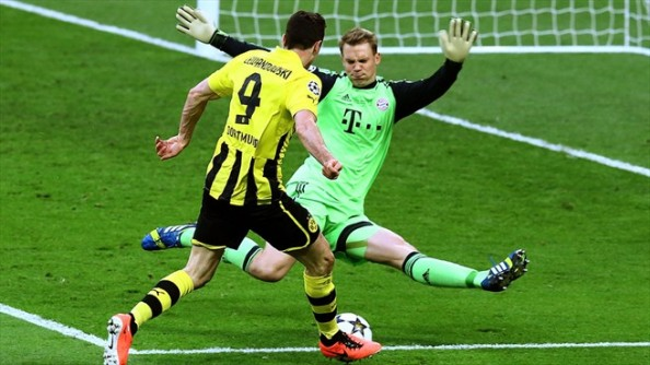 Dortmund's Last Big Chance