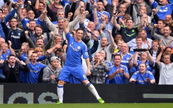 Fernando Torres Goal