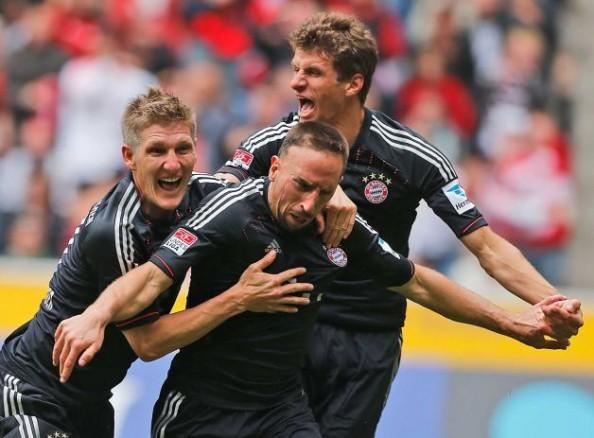 Franck Ribery 2013