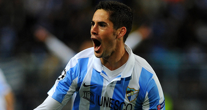 Isco Malaga Transfer Rumors 2013   Manchester City Interested in Isco & Jesus Navas