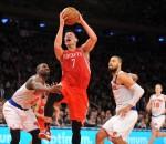 Jeremy Lin vs the Knicks