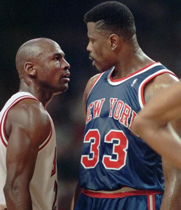 Jordan, Ewing
