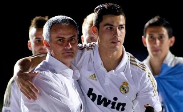 Jose Mourinho, Cristiano Ronaldo