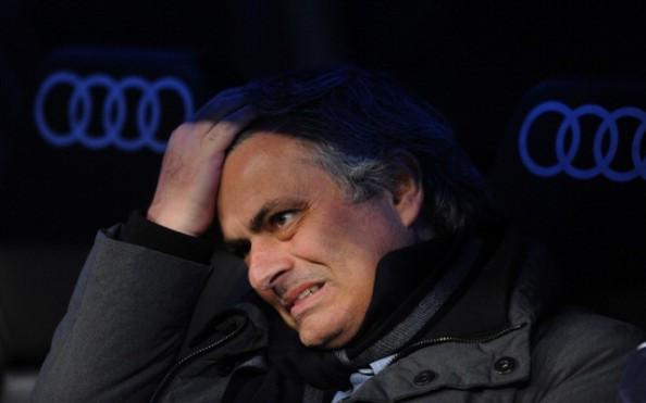 Jose Mourinho Mad