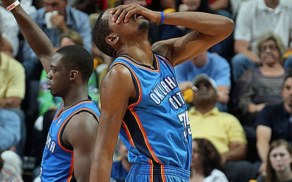 Kevin Durant 2013