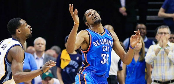 Kevin Durant vs Grizzlies