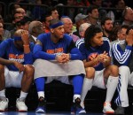 Knicks Bench vs Pacers Game 1