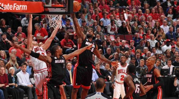 Miami Heat v Chicago Bulls - Game Four