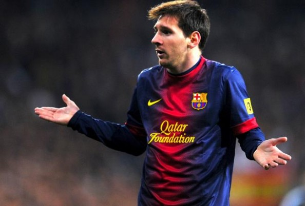 Lionel Messi Barca e1368344079299 Lionel Messi & Barcelona Face Impossible Expectations