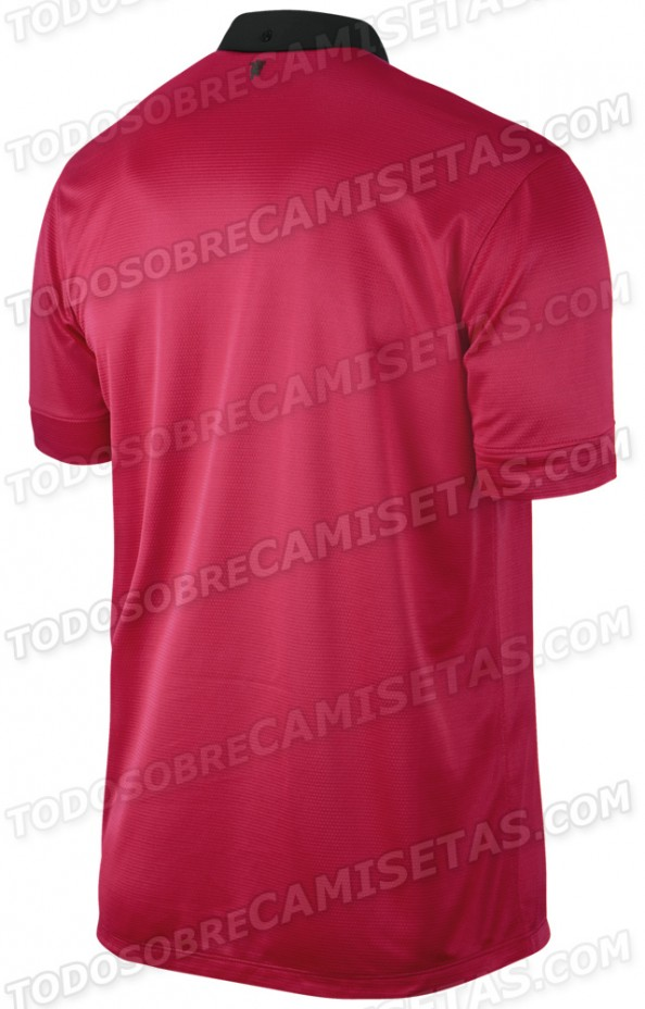 Manchester United 2013 2014 kit e1368944026642 Manchester United   The New 2013 2014 Kit