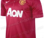 Manchester United 2014 jersey
