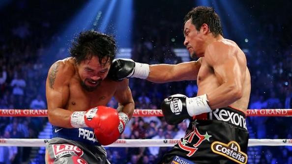 Marquez knockout Manny