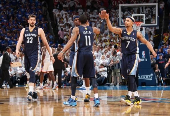 Memphis Grizzlies in OKC