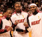 Miami Heat - Championship Rings