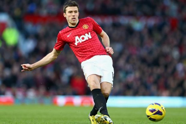 He might not be as prolific as Robin van Persie, by Michael Carrick might be the deserving player of the season for Manchester United in 2012-2013