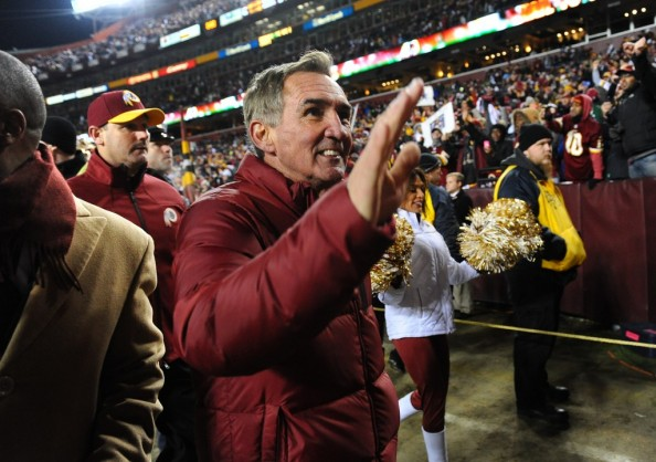 Mike Shanahan e1369322592669 10 Highest Paid Head Coaches in 2013