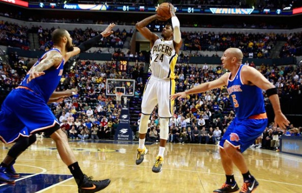 Paul George 2013 e1368971068746 Indiana Pacers, First Team in 30 Years to Reach the Conference Finals Without a Top 8 Draft Pick