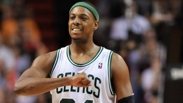 Paul Pierce e1369315405757 Most NBA Playoff Triple Double Games in the Last Decade